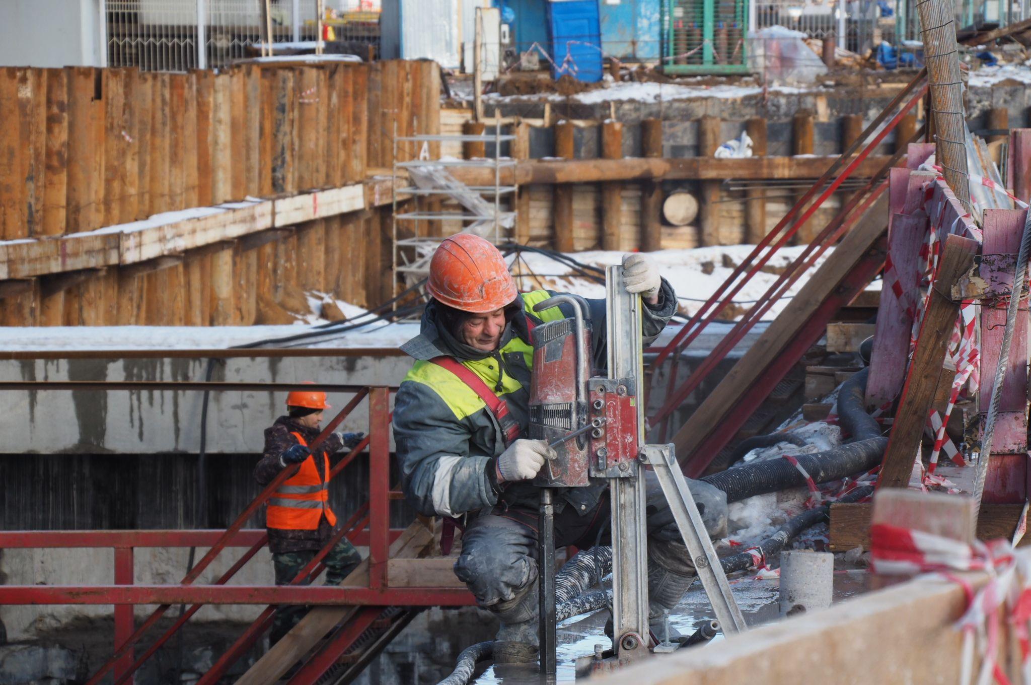 Пятый этап строительства улично-дорожной сети для ТПУ «Саларьево» согласован в Новой Москве