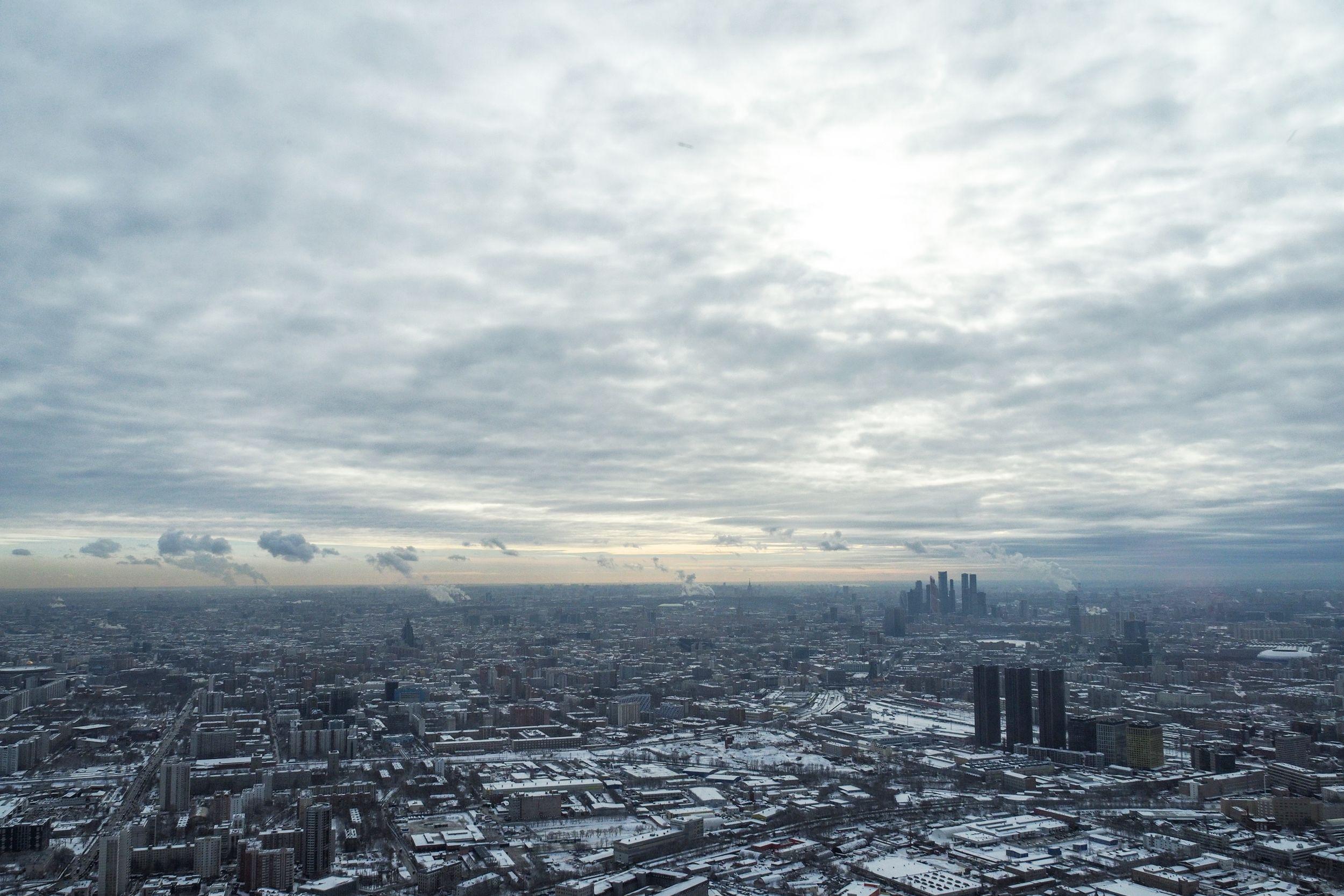 Более 1,4 миллиона «квадратов» недвижимости ввели в Москве с начала года