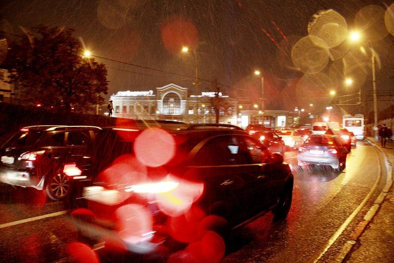 Москвичей ожидает дождливая погода в среду