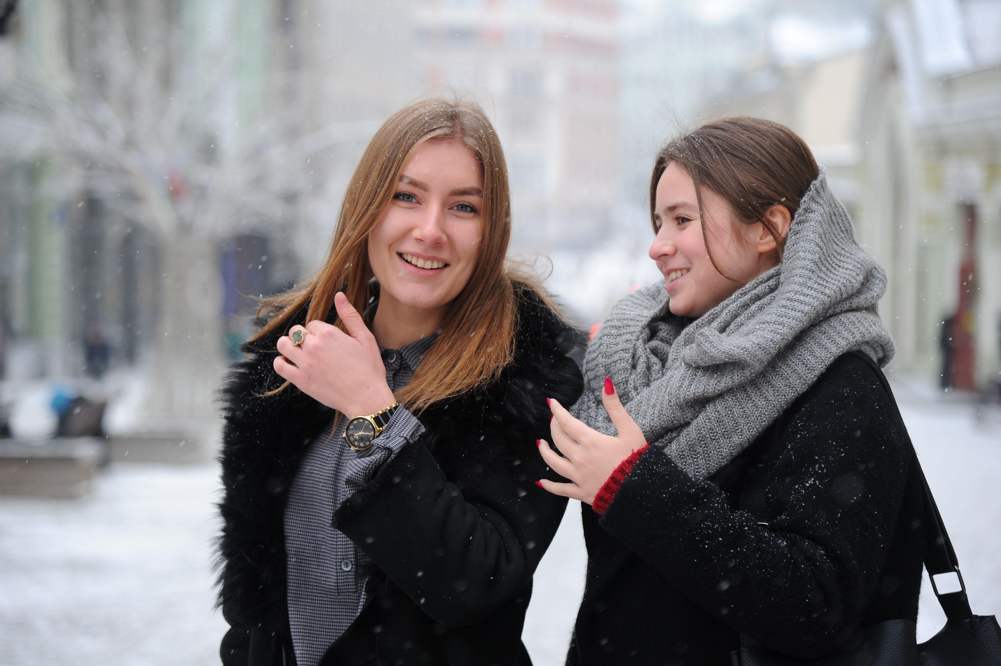 Зима завершится в Москве снегом и легким морозом
