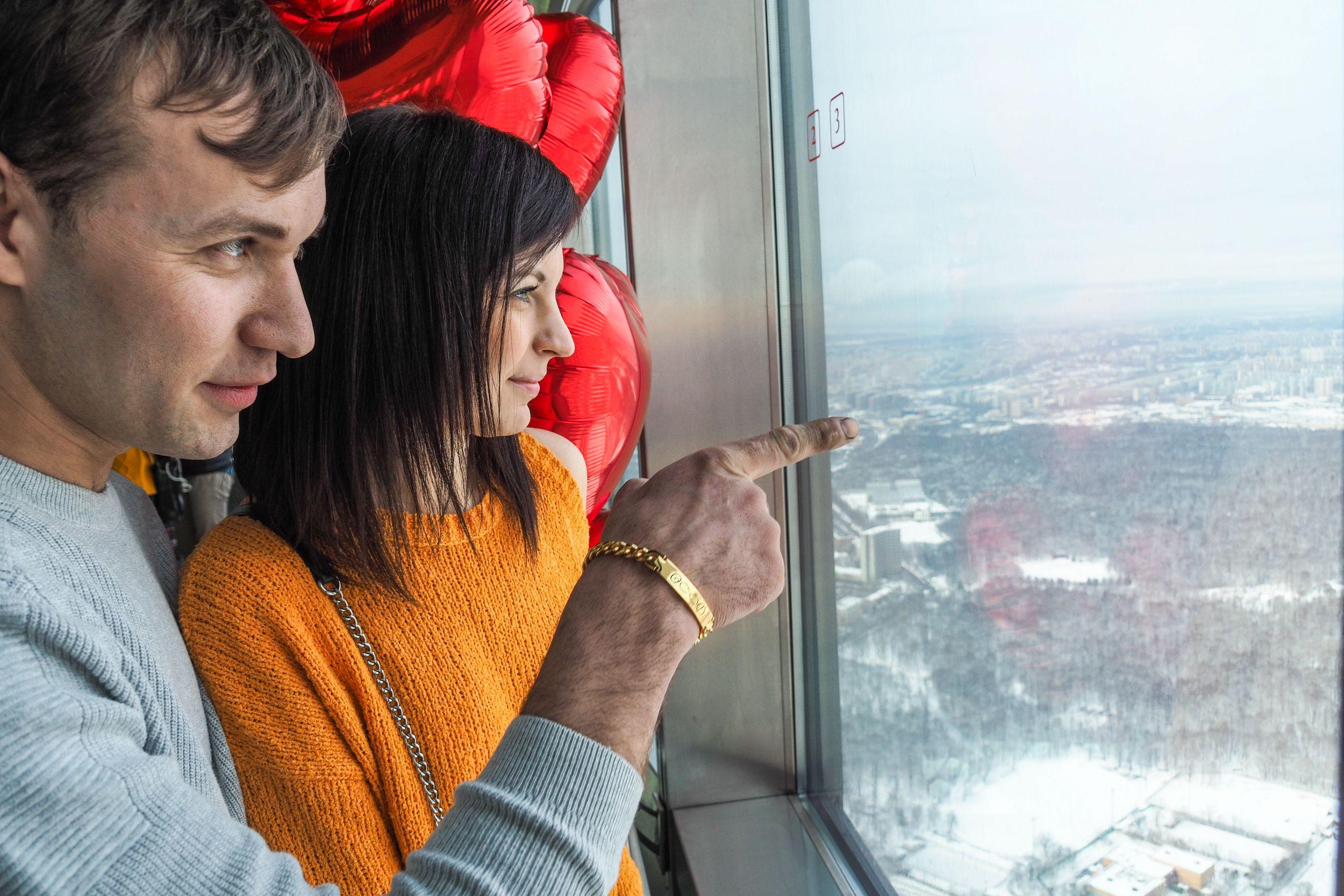 Москвичам назвали локации для самых романтичных фото