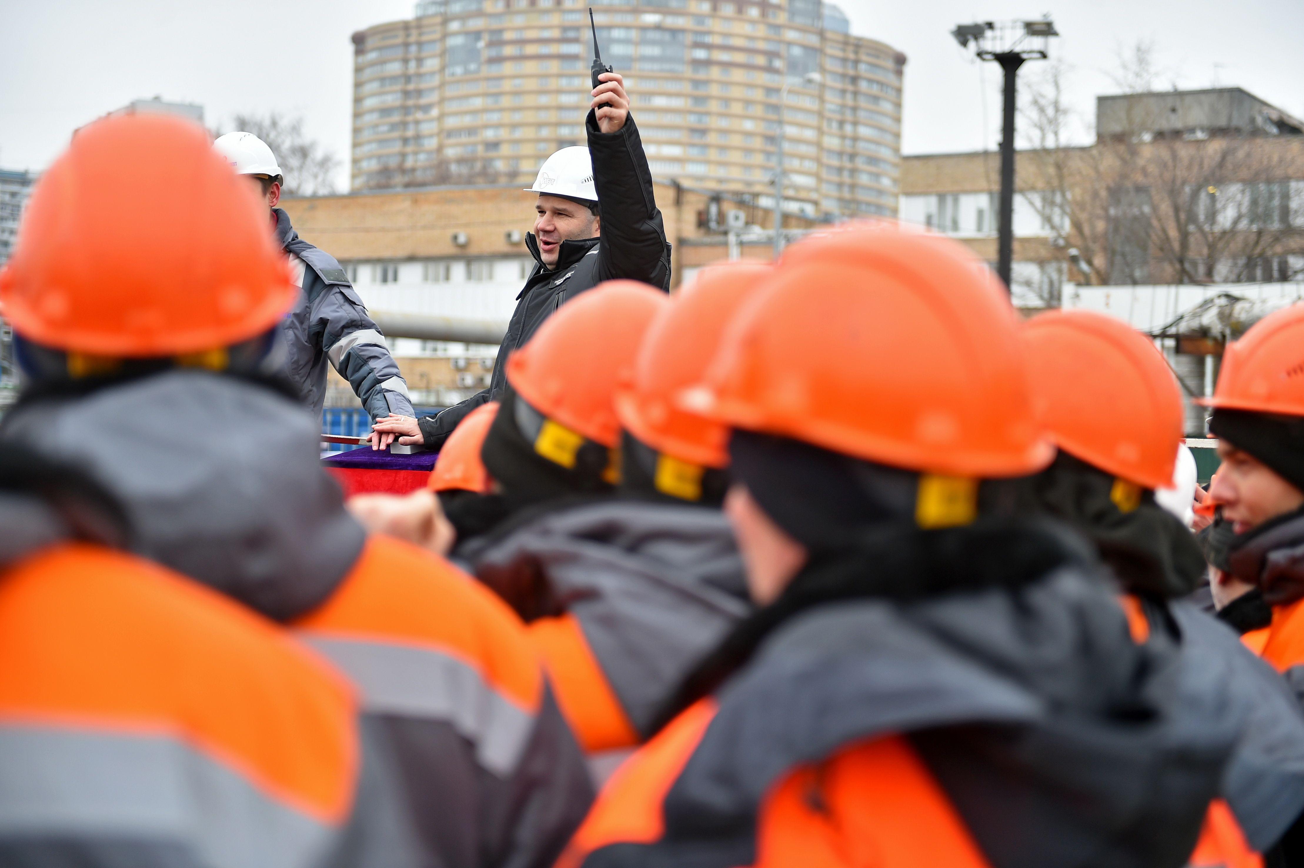 Тоннель между МКАД и Коммунаркой почти достроили в Новой Москве