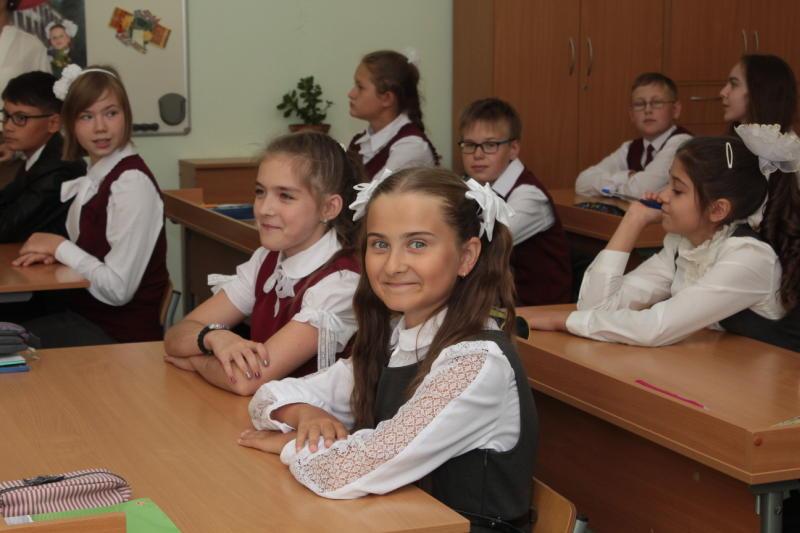 Специалисты Московского авиационного центра провели открытый урок в школе № 2122
