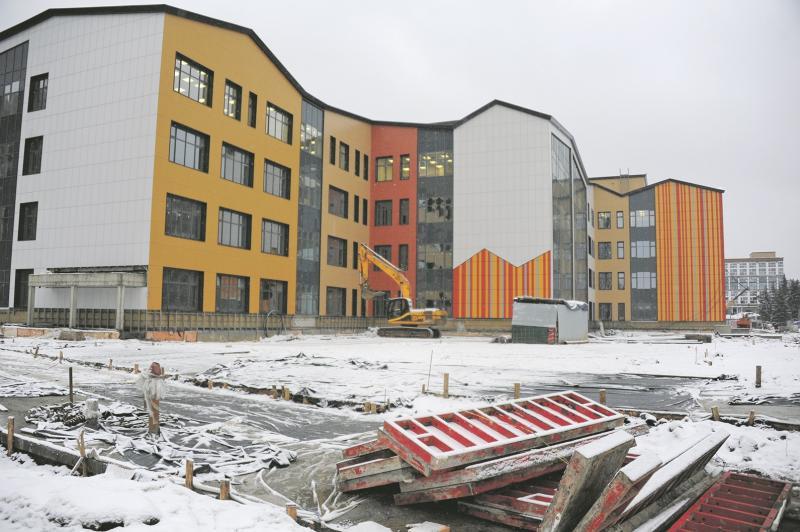 Новый образовательный комплекс откроют в Коммунарке