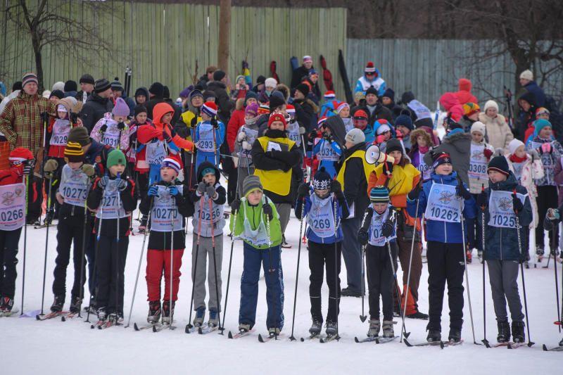 Лыжную гонку организуют в Троицке