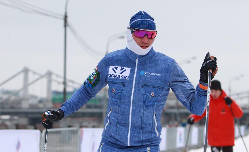 Лыжник из Кленовского стал бронзовым призером соревнований
