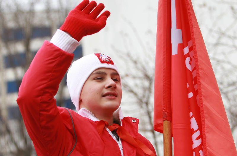 Военно-спортивную игру «Зарница» проведут активисты из Михайлово-Ярцевского