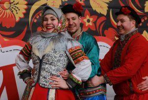 На фестивале «Масленица» жители Новой Москвы смогут поучаствовать в традиционных праздничных забавах. Фото: архив
