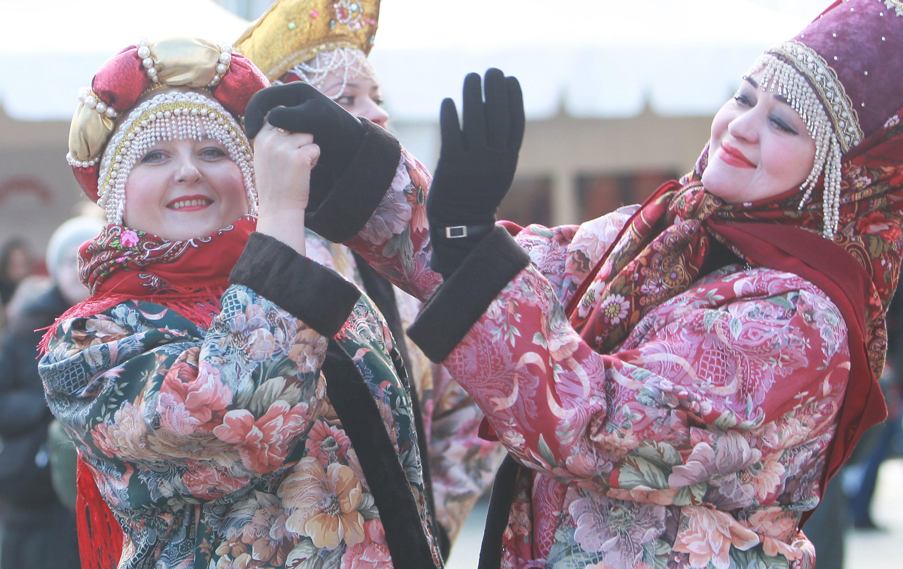 Фестиваль «Масленичная карусель» проведут сотрудники центра социального обслуживания