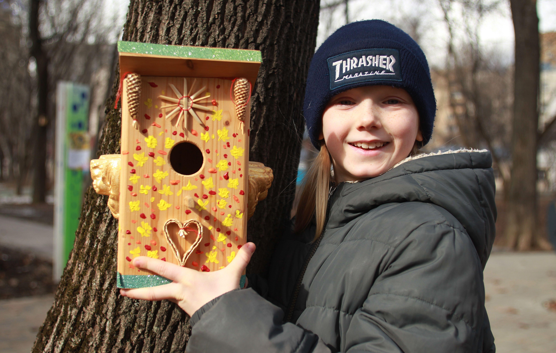 Теплая зима спасет половину популяции мелких певчих птиц в Москве