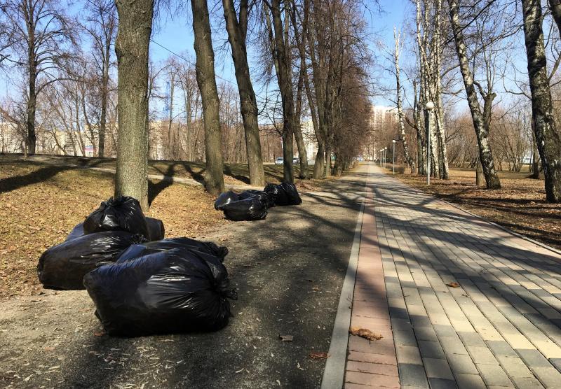 Проведение весенних субботников обсудили в администрации поселения Роговское