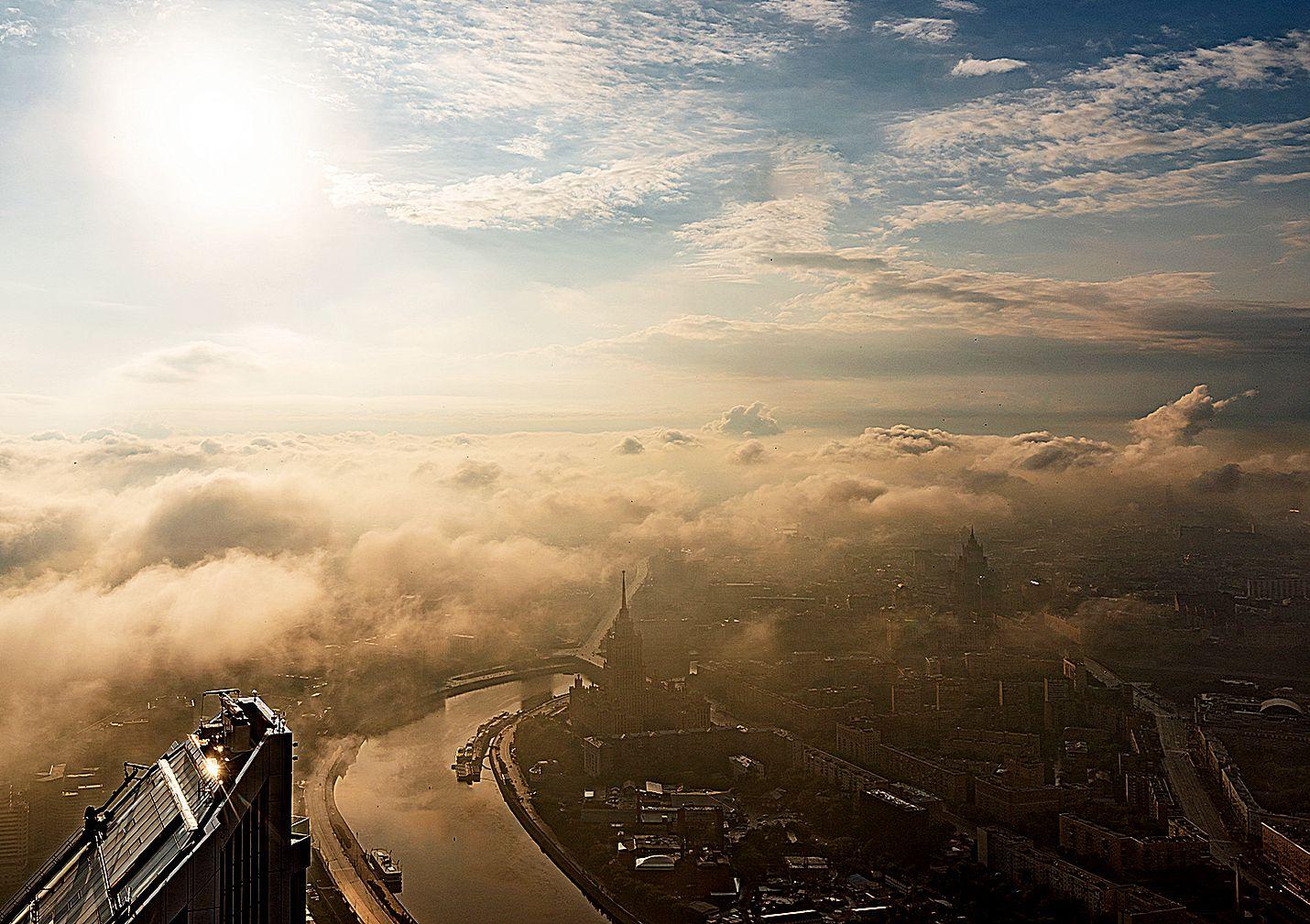 Температура в Москве может побить абсолютный рекорд февраля