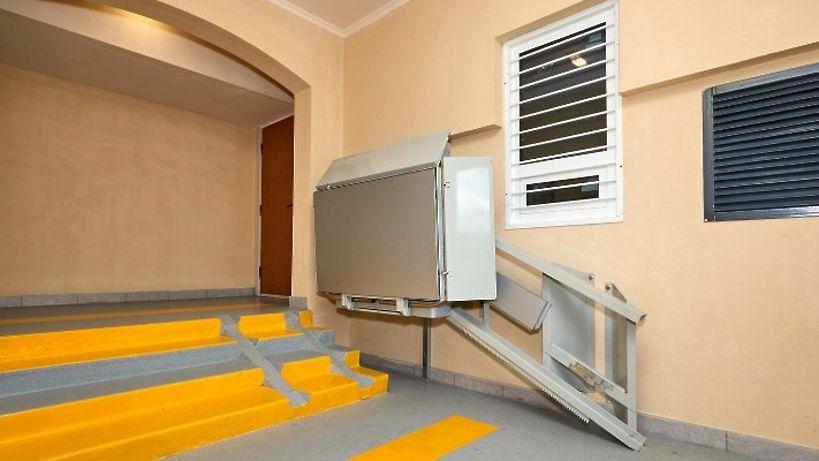 Комфортные условия: жилой дом в Десеновском оборудовали для маломобильных граждан