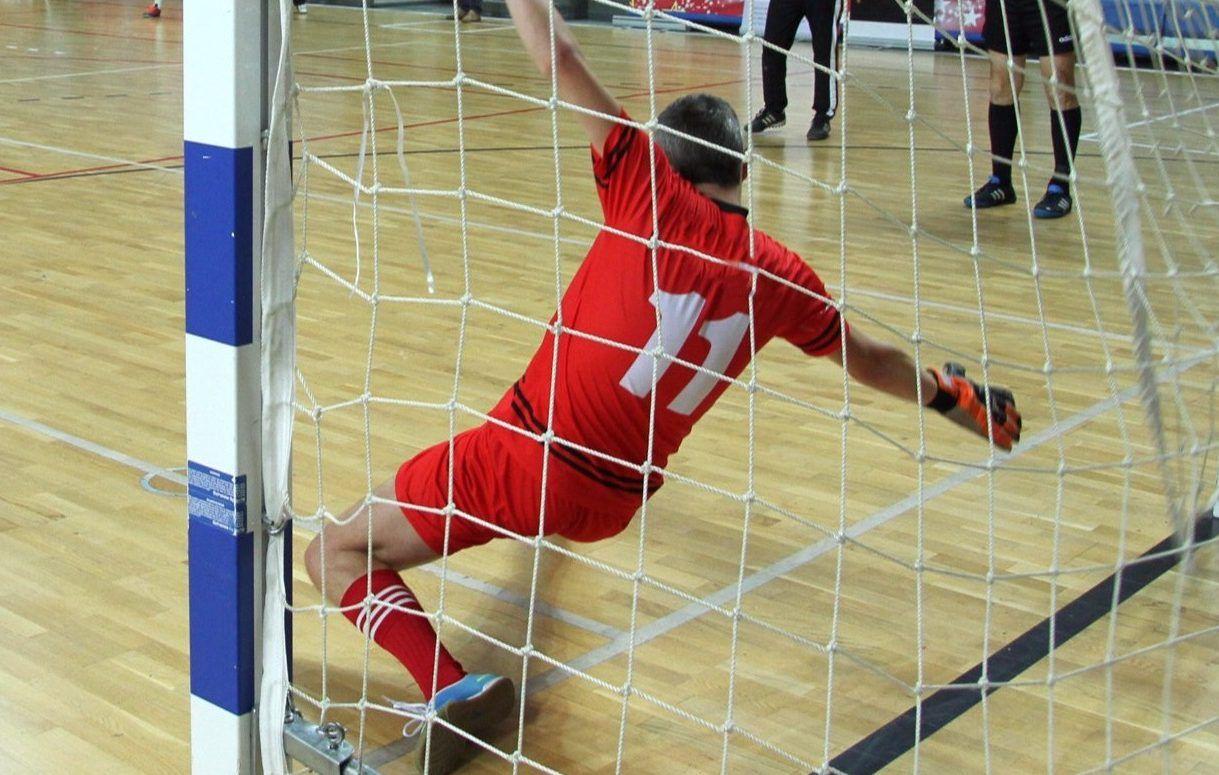 Юноши из Воскресенского одержали победу в турнире по мини-футболу