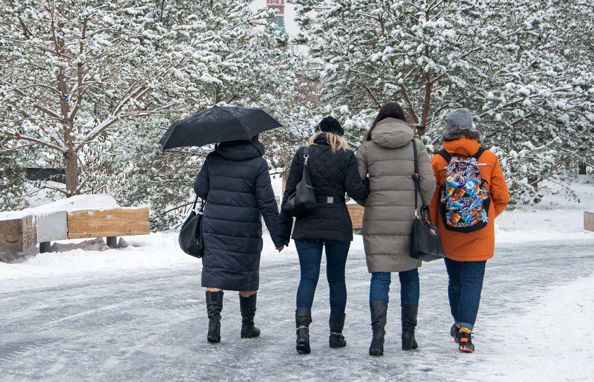 Москвичей 15 февраля ожидает облачная погода без осадков. Фото: сайт мэра Москвы