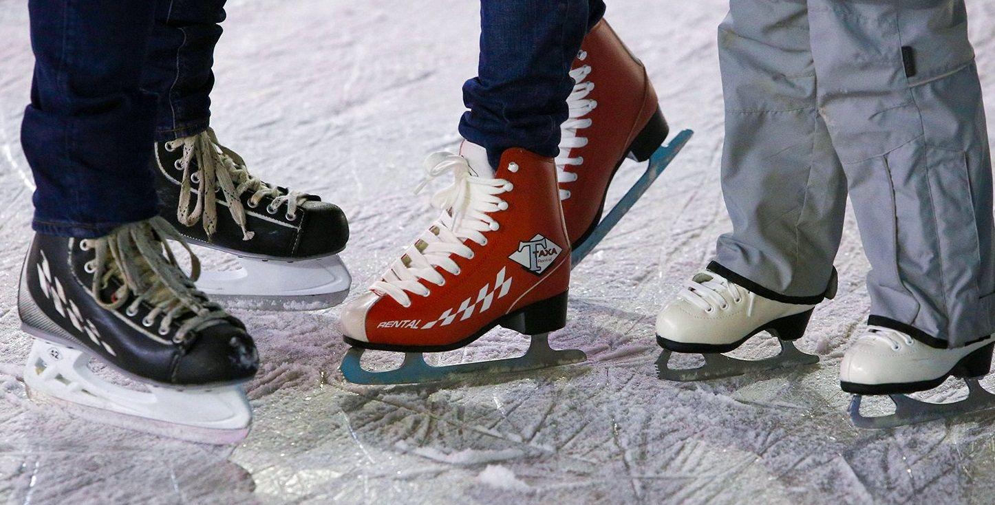 Ледниковый период: жители Новой Москвы смогут провести уикенд на коньках
