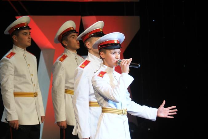 Открытый фестиваль «Песня в солдатской шинели» состоялся в Вороновском