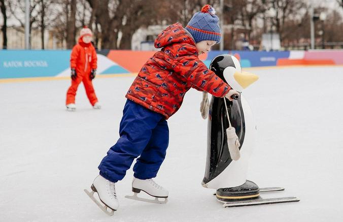 Все на лед: открытие катка состоится в Вороновском
