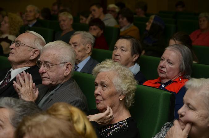 Делегация от Совета ветеранов Михайлово-Ярцевского посетит окружной форум