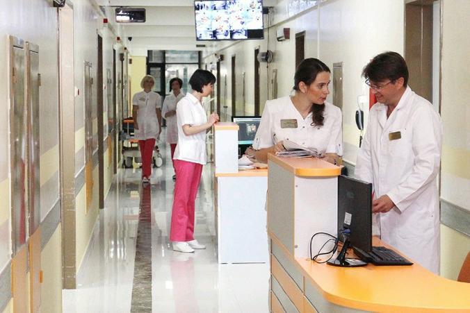 Пациенты столичных больниц получат доступ к Wi-Fi до конца года