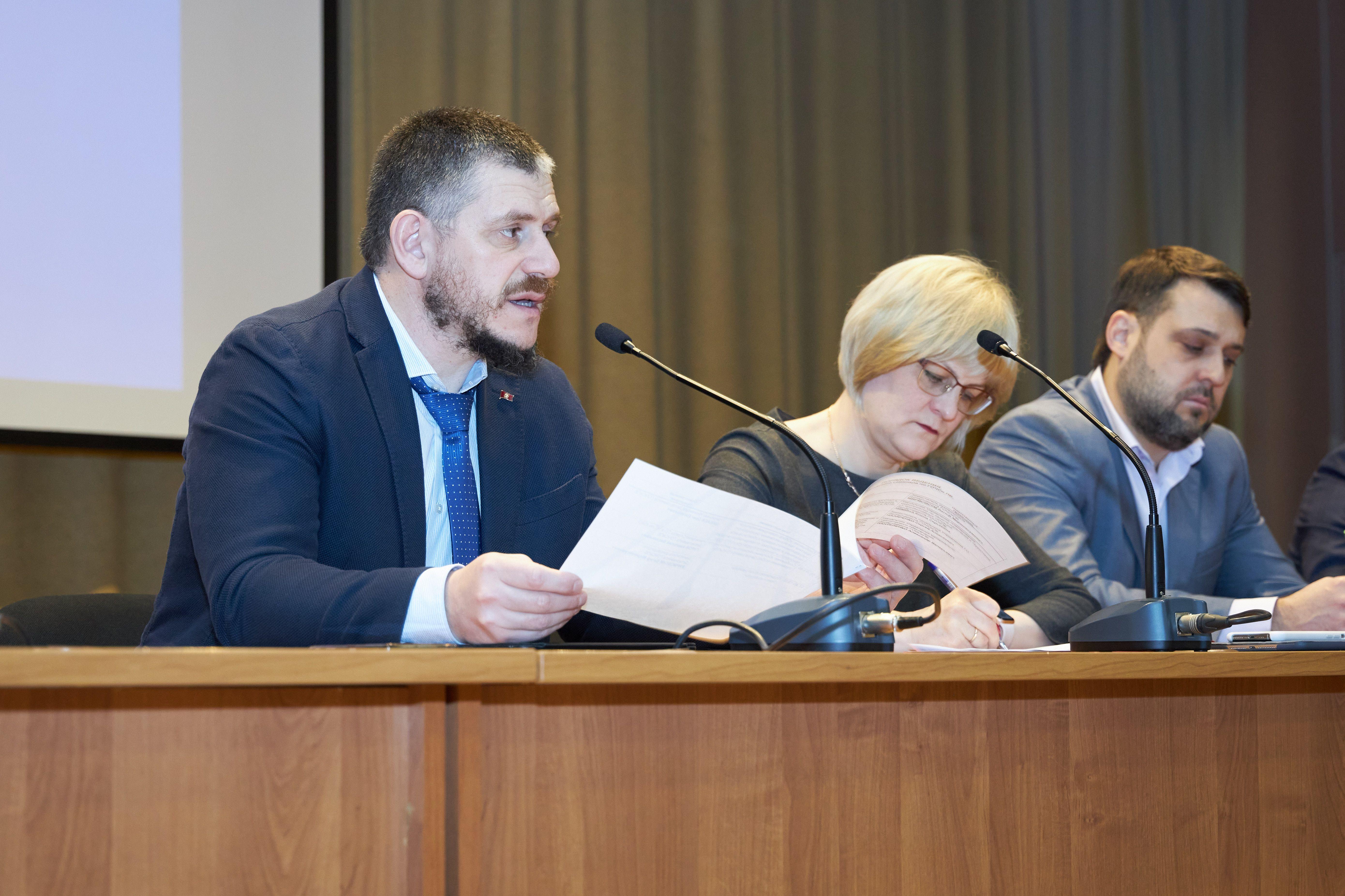 Гродской информационно-методический семинар провели в Москве