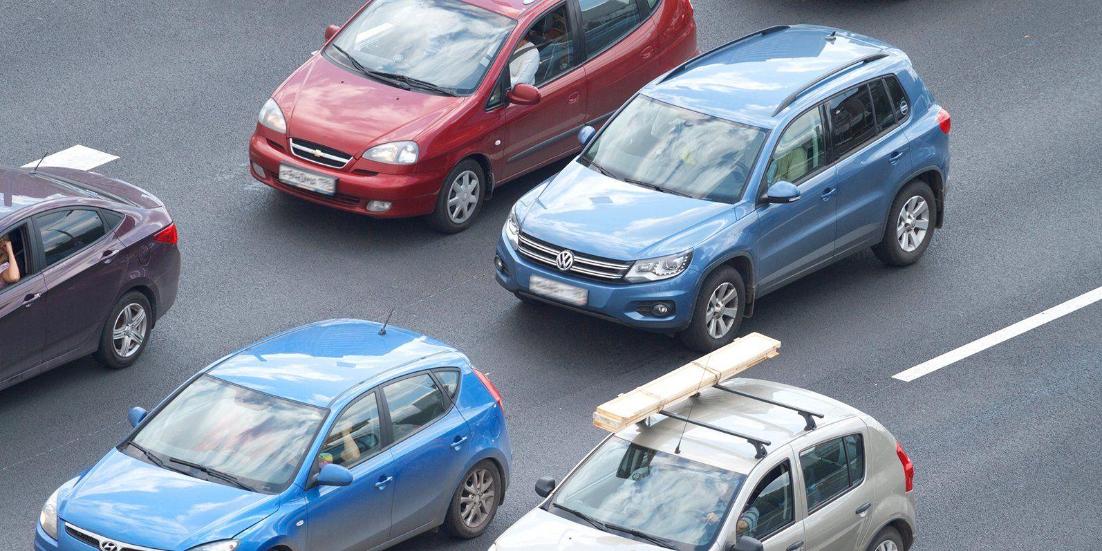 Жителей предупредили об ограничении движения на Киевском шоссе