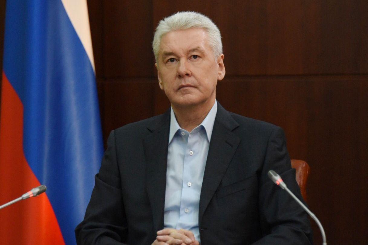 Собянин: Все пожилые москвичи получат единовременную финансовую помощь