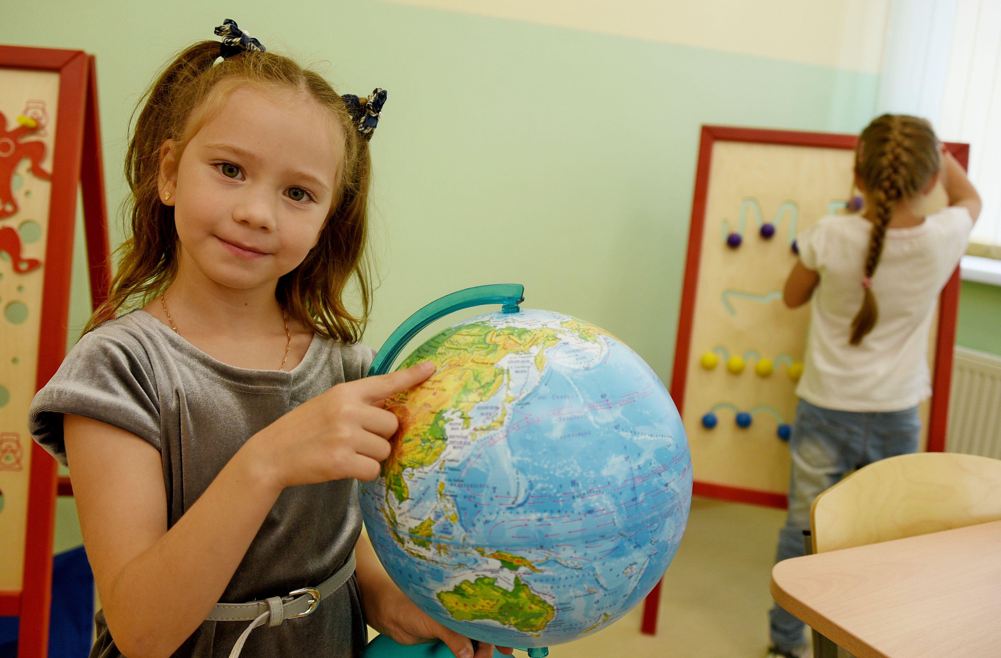 Современную школу на 1500 учеников ввели в эксплуатацию в Московском