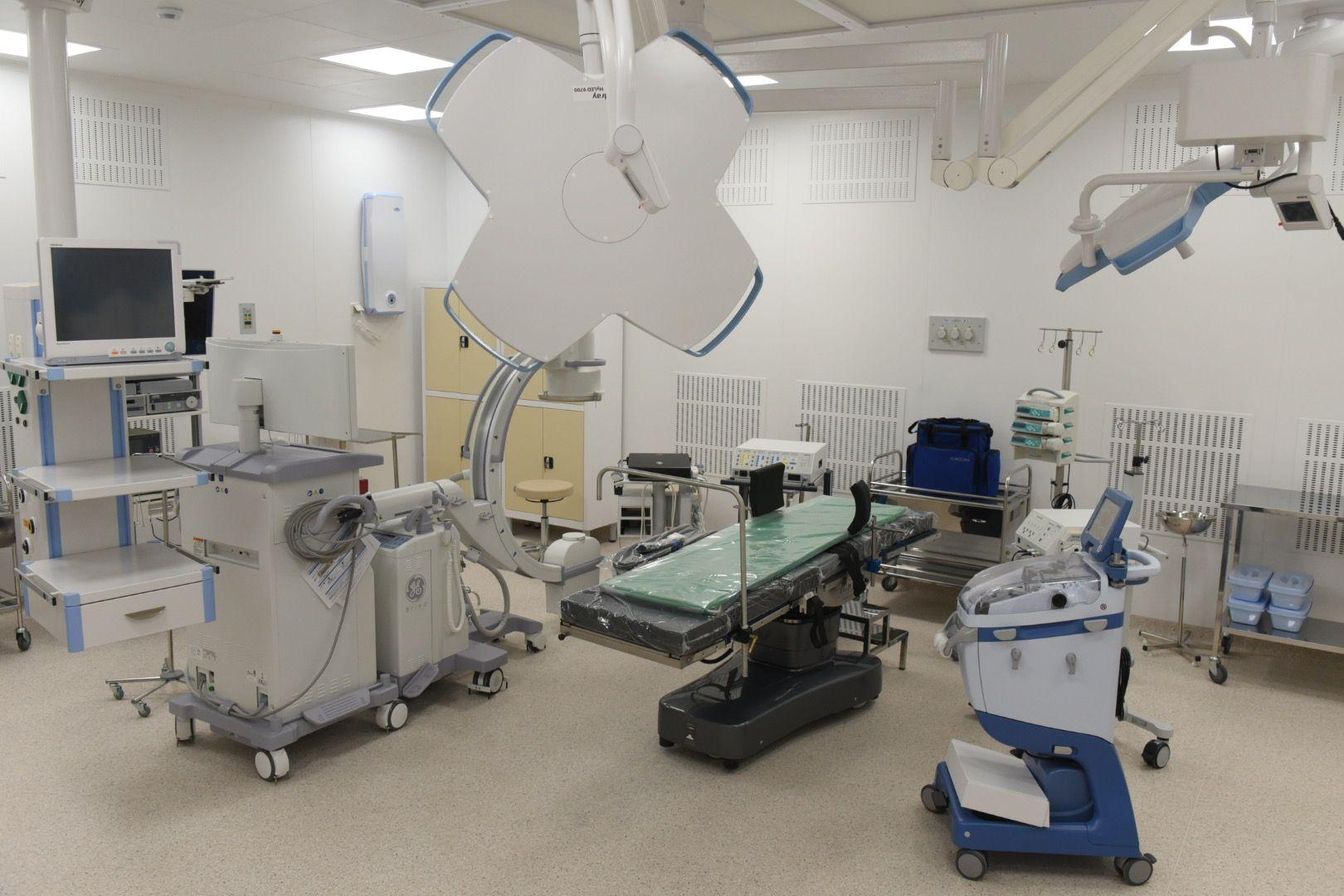 Больница в Коммунарке примет гостей столицы с симптомами ОРВИ