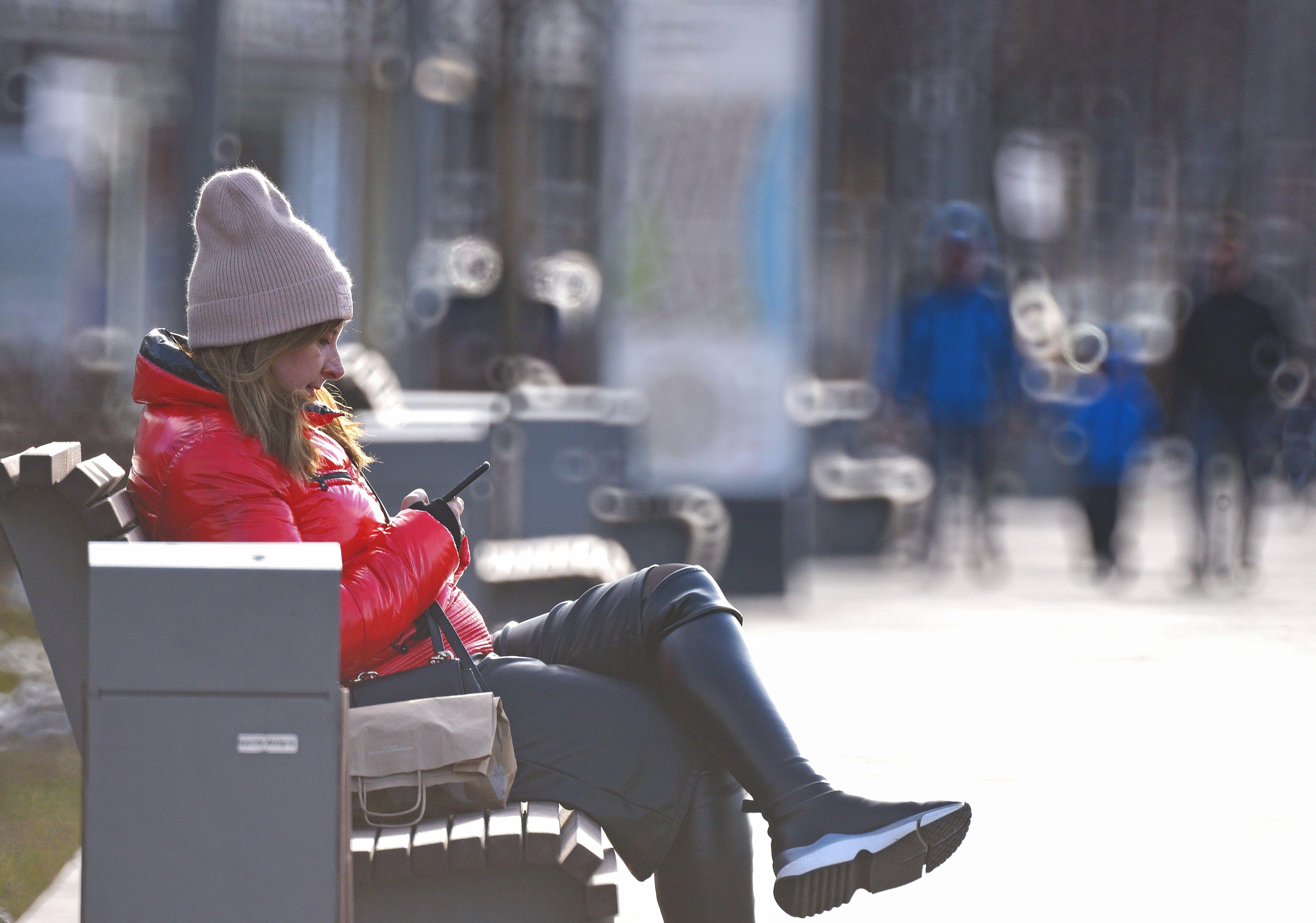 Теплая погода установится в Москве в выходные дни