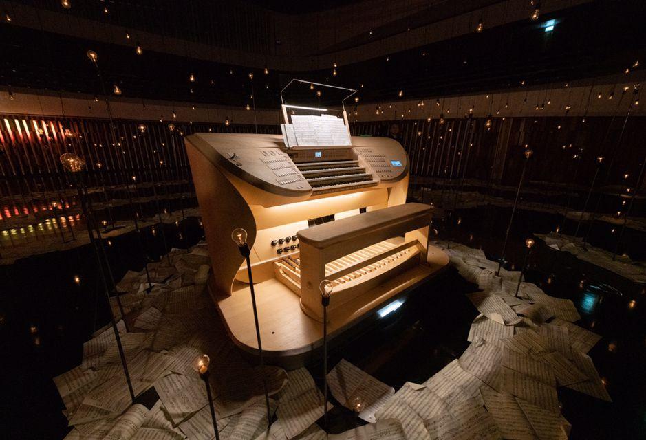 Известный пианист дал восторженную оценку новому органу в «Зарядье»
