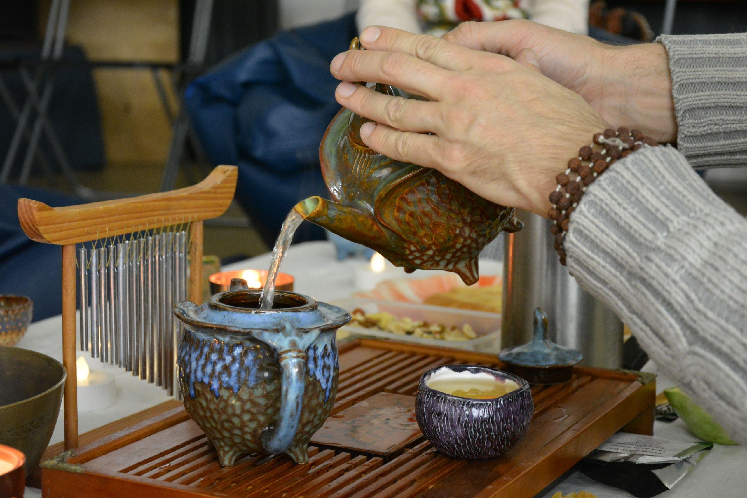Рассказы про Индию и чайная церемония: встреча клуба «Перекресток миров» состоялась в Троицке