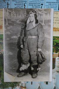 Ветеран Сергей Михайлович Разинков во время войны служил воздушным стрелком-радистом. Фото: из личного архива
