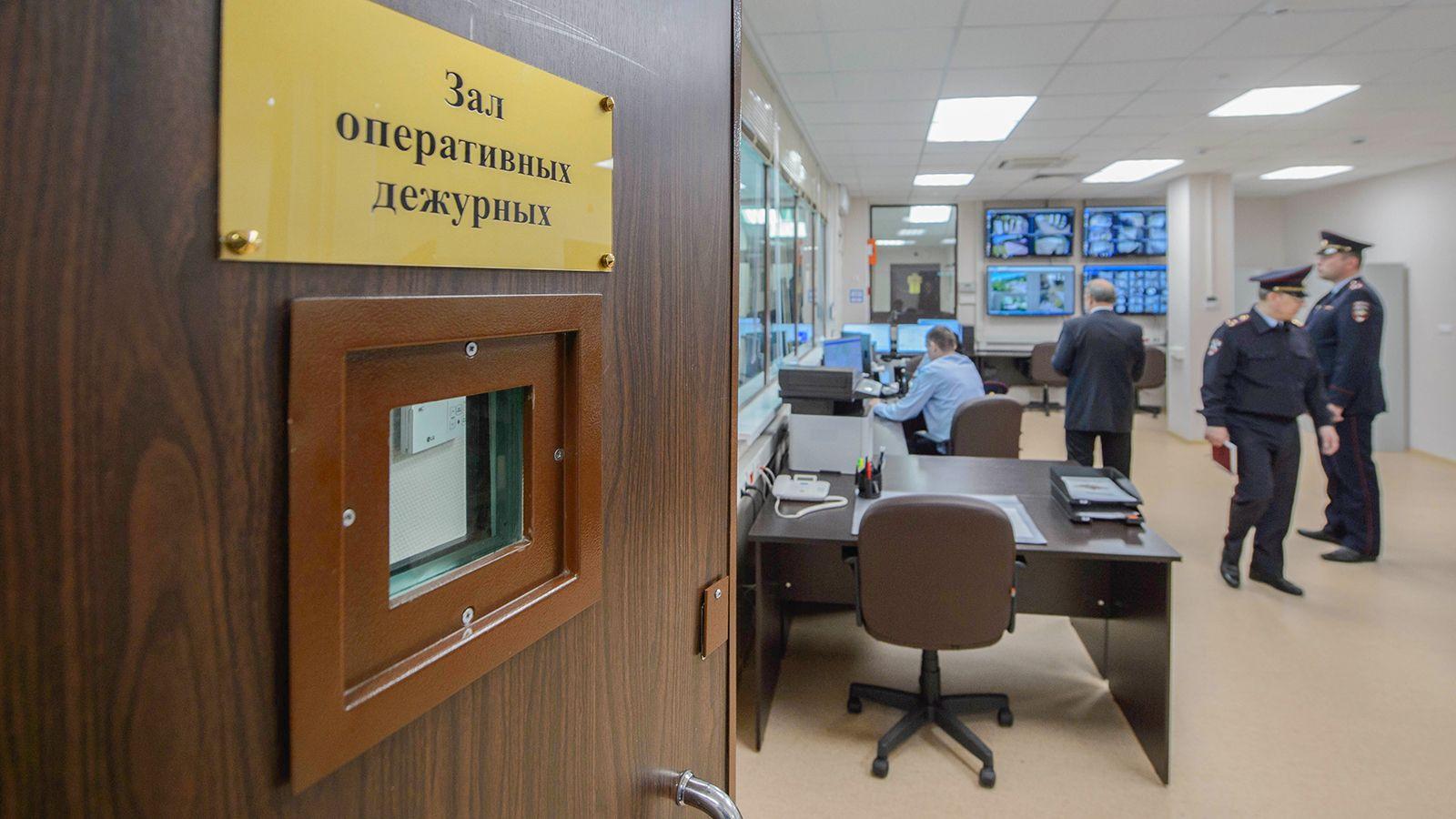 Пятиэтажное здание отдела полиции построят в Краснопахорском