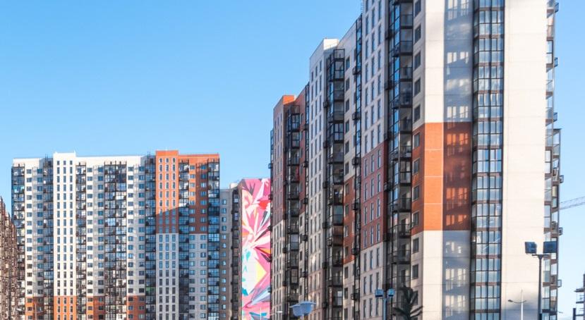 Почти четверть миллиона квадратных метров жилья введено в Новой Москве с начала года