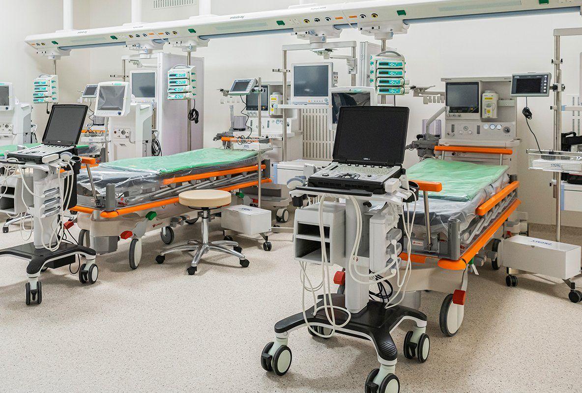 Анализы на коронавирус у всех госпитализированных в Москве отрицательные