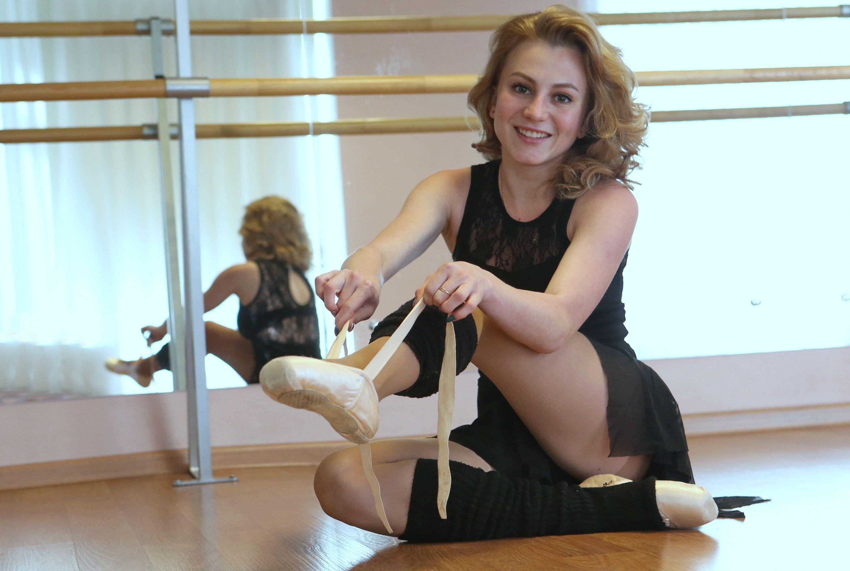 Оксана Малинина: Хочу быть счастливой