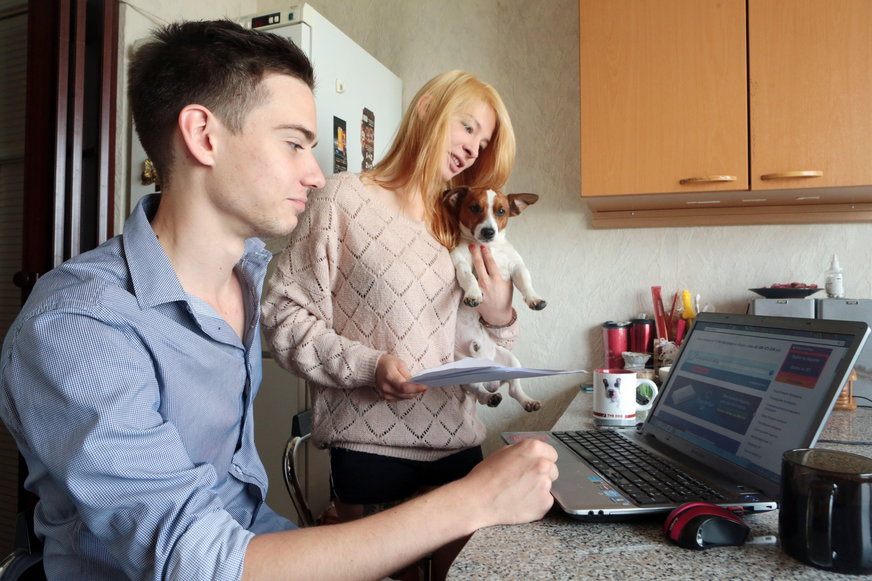Москвичи могут оплатить коммунальные услуги через интернет