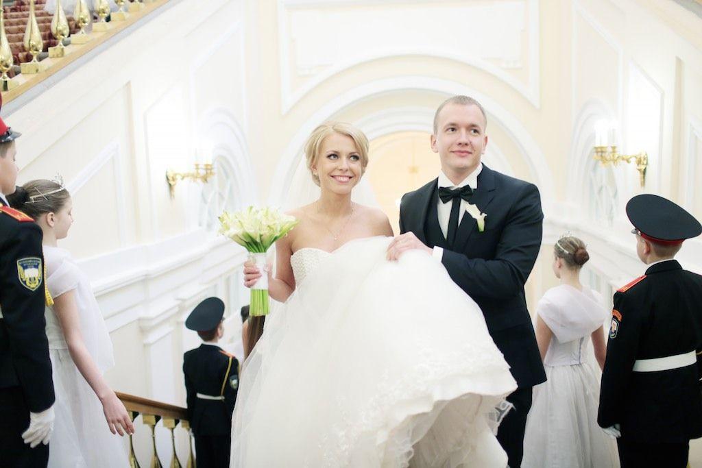 Более тысячи пар поженились на необычных площадках Москвы