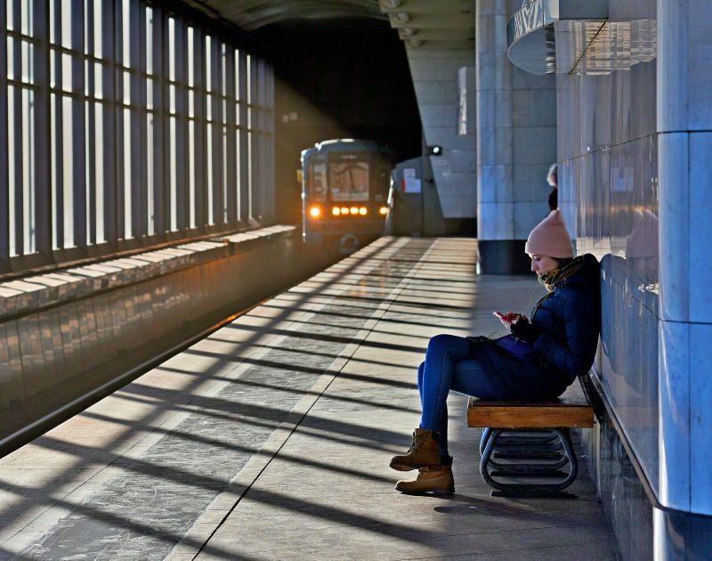Власти Москвы не закроют метро из-за коронавируса