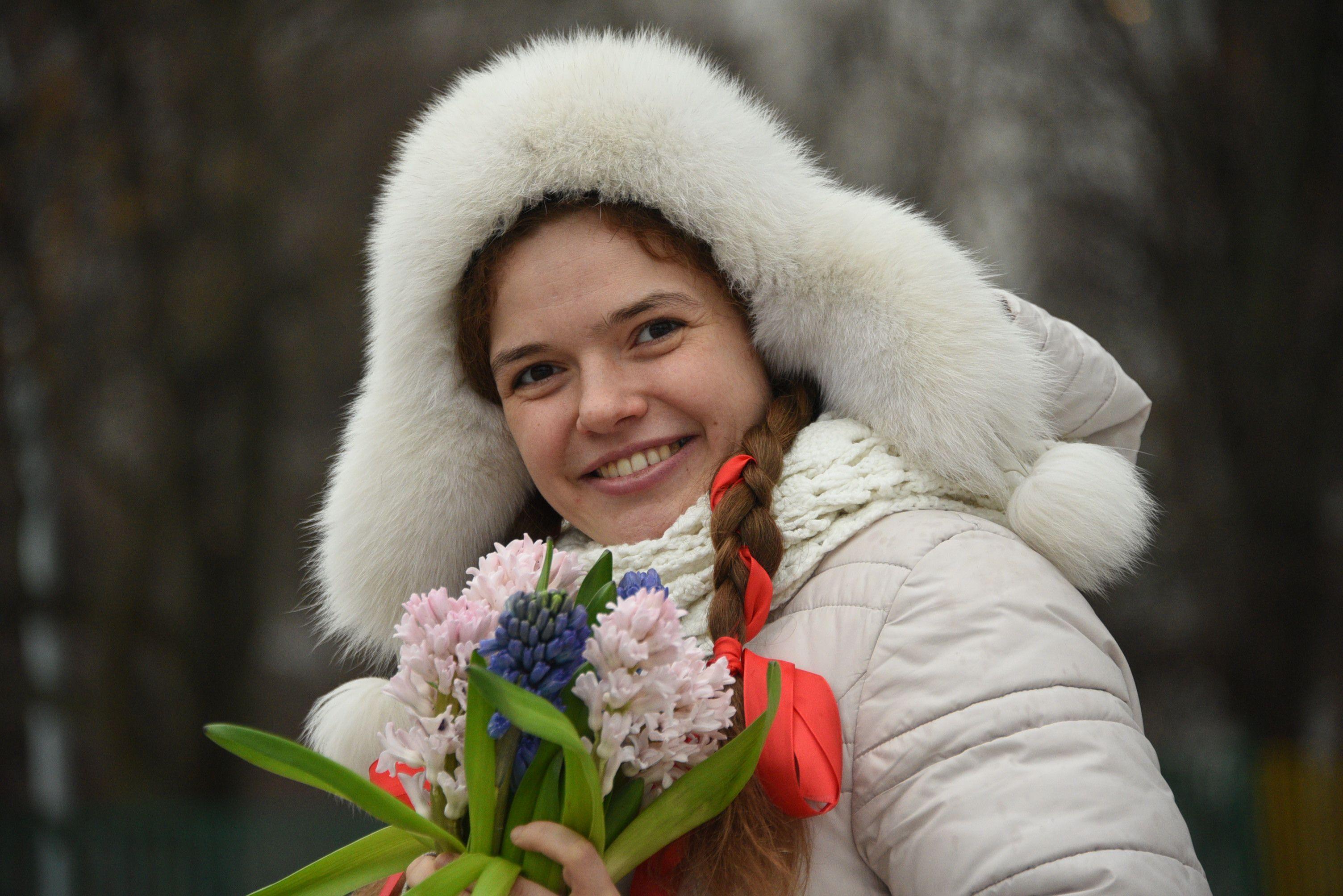 Москвичей ожидает теплая погода в понедельник