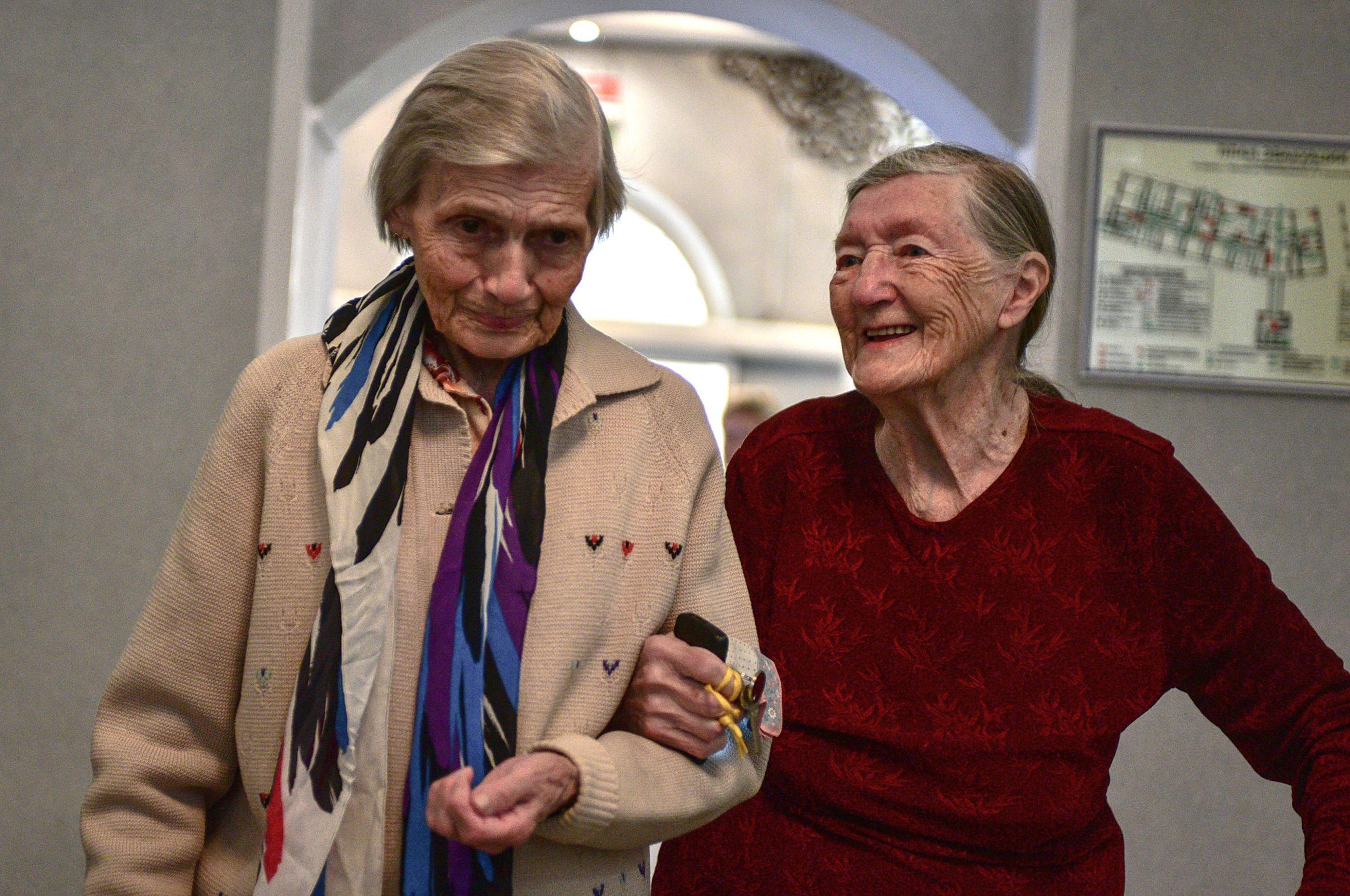 Пенсионеры, которые находятся дома в самоизоляции, получат материальную помощь. Фото: Пелагия Замятина