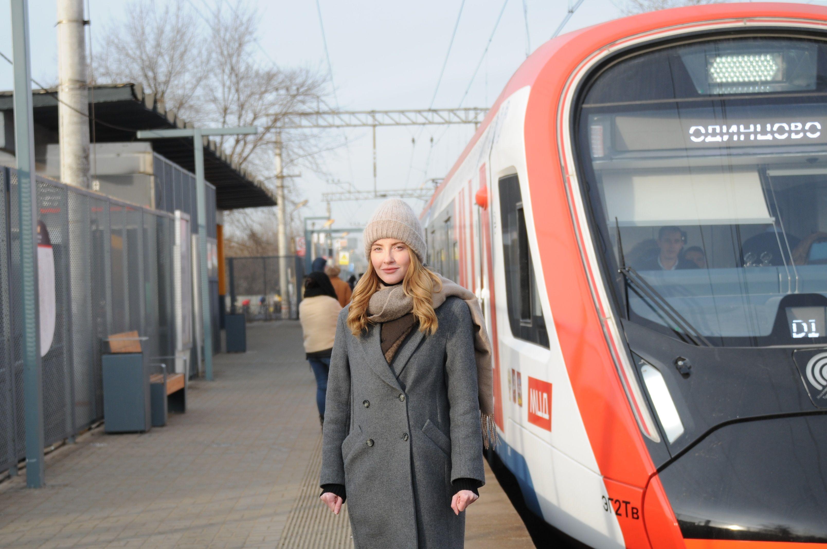 Станции Московских центральных диаметров дезинфицируют трижды в день