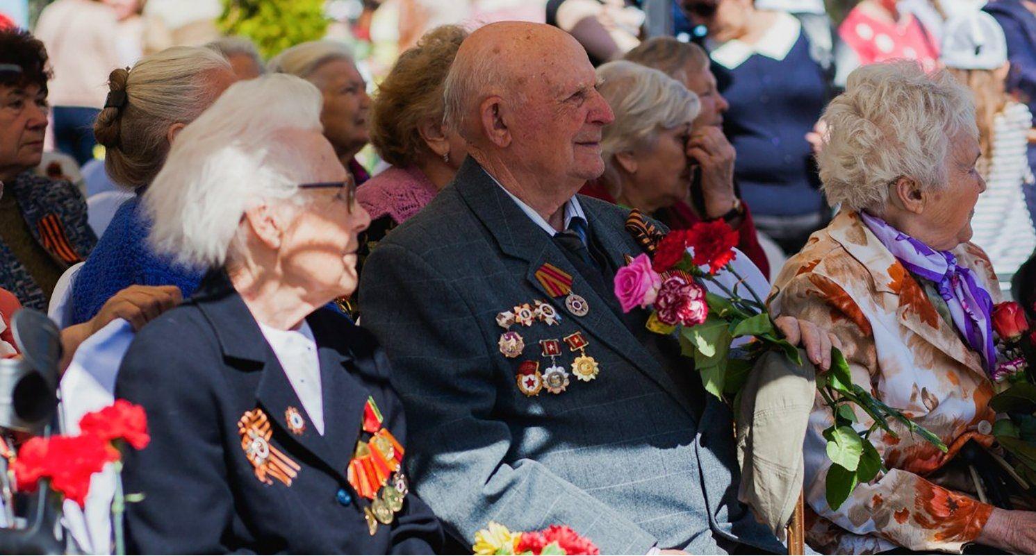Ветеранов из Новой Москвы наградят орденами в Доме культуры и спорта «Воскресенское»