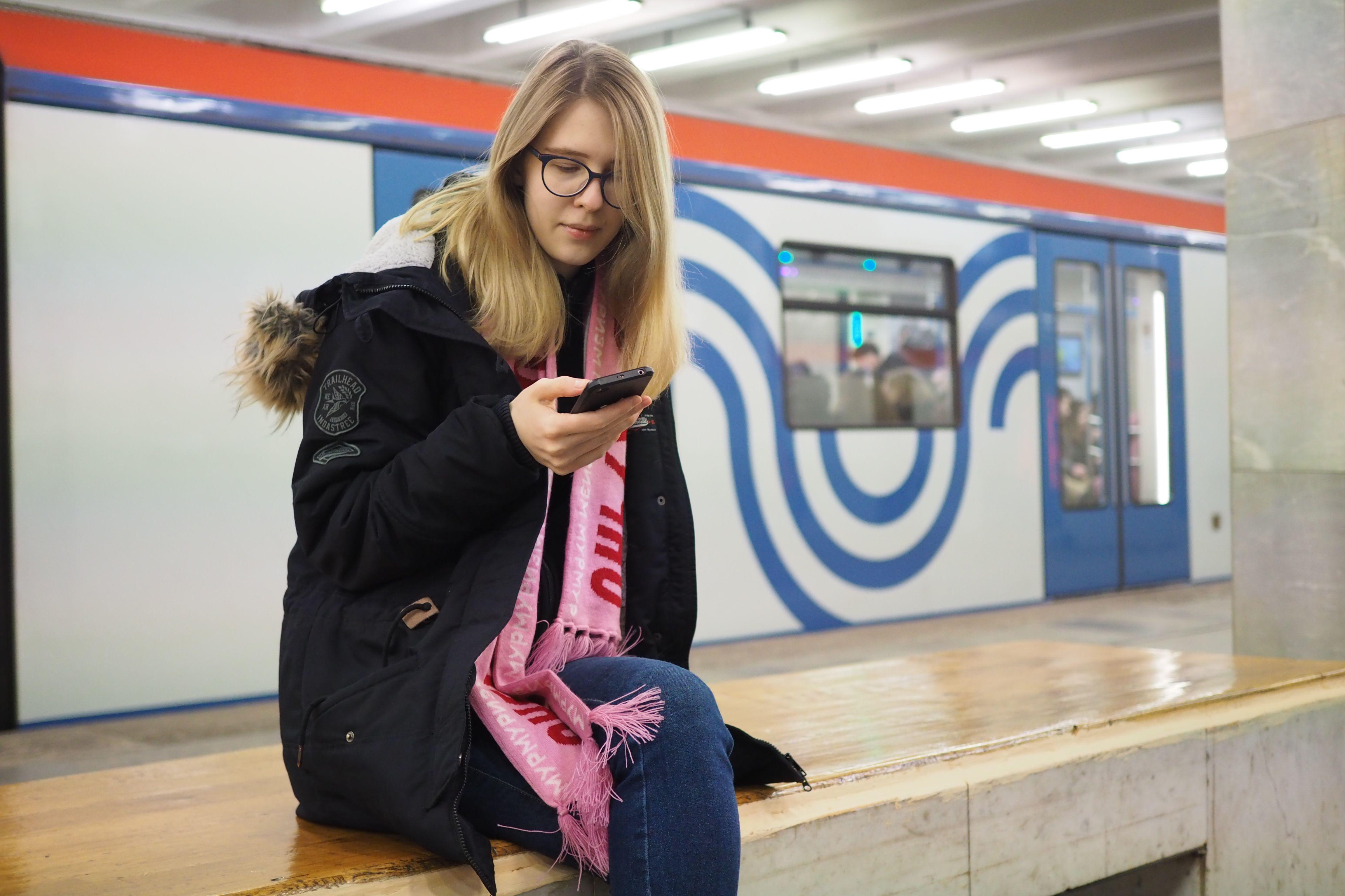 Москвичи протестируют обновления «Метро Москвы» до официального запуска