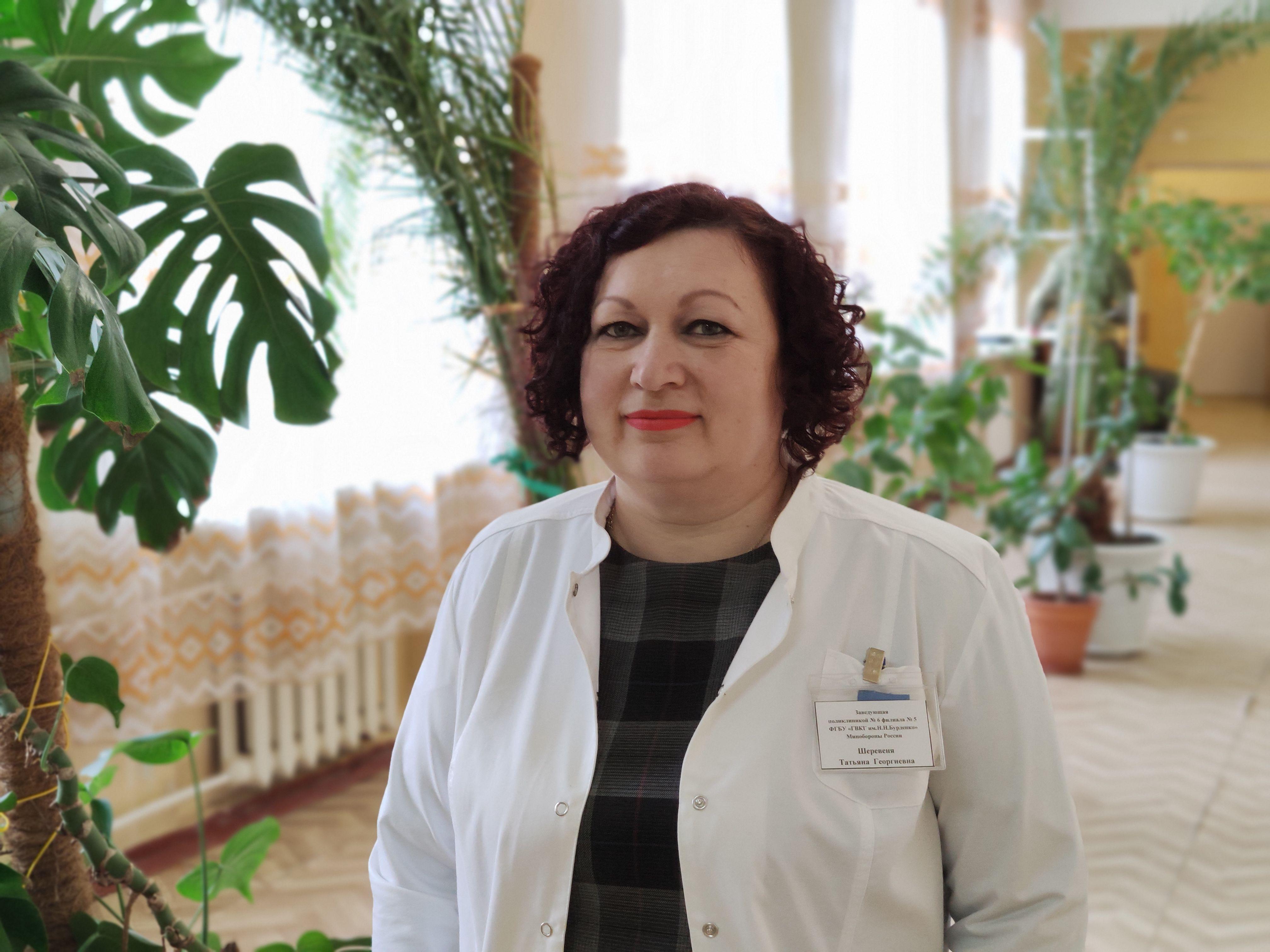 Врач —  это призвание. Татьяна Шеревеня и непростая работа в военном госпитале