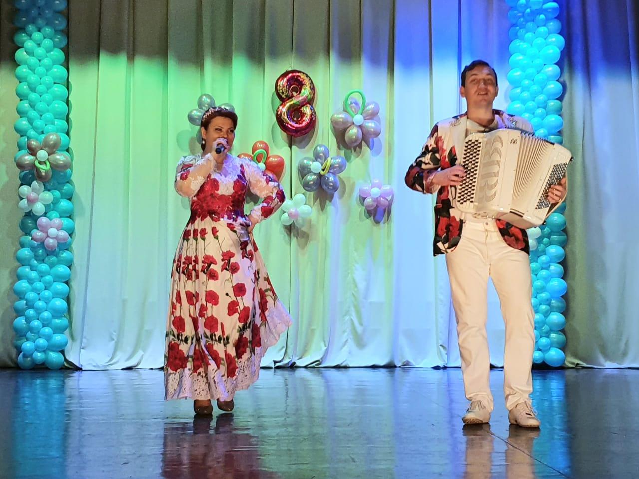 Участники Совета ветеранов Новой Москвы посетили праздничный концерт