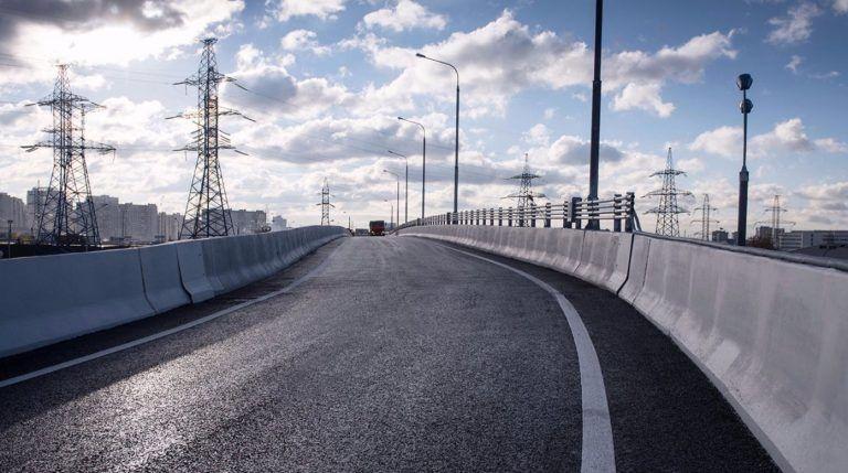 Дорожно-транспортную сеть обновили в Новой Москве