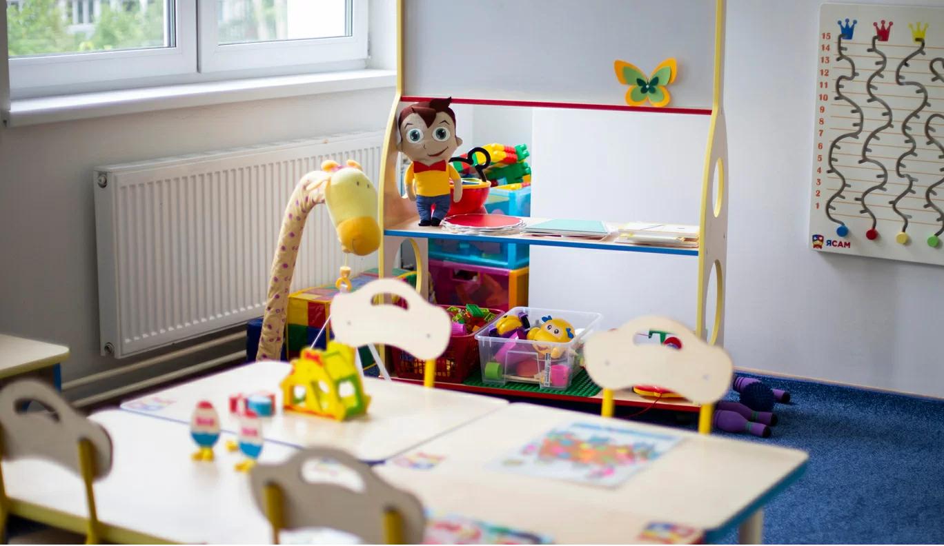 Детские сады будут работать в обычном режиме