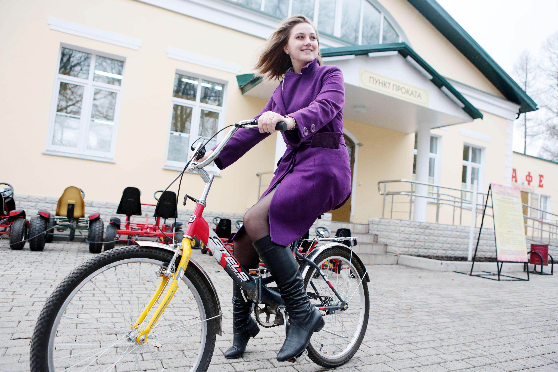 Велопрокат Москвы заработает через месяц